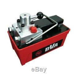 NEW! Double Acting Treadle Pump, Air Actuated Hydraulic Pump With4-Way Valve