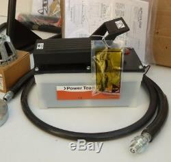 NEW Parker KarryKrimp Hydraulic Hose Crimper with SPX PowerTeam Air/Hydraulic Pump