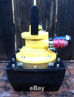 New Enerpac ZA4 Air/Hydraulic Pump, 10,000 psi, ZA4208MX