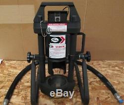 New Gates MobileCrimp 4-20 Adjustable Hydraulic Hose Crimper withAir Pump 3 dies