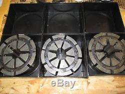 New Gates MobileCrimp 4-20 PS Hydraulic Hose Crimper withAir Pump 3 dies