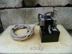 Norwolf Spx Ntw-pa4647 Hydraulic Pump Hytorc Wrench 10,000 Psi Air Powered Nice