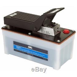 OTC4020 OTC Air / Hydraulic Foot Pump 10,000 psi