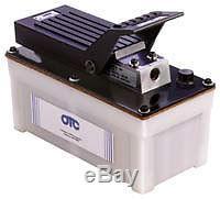 OTC 4020 Up To 55 Ton Air/Hyd Foot Pump Air/Hydraulic Pump