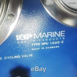 Obel Iop Marine Hpu 1500-2 Air Operated Hydraulic Pump/ Bolt Tensioner Pump