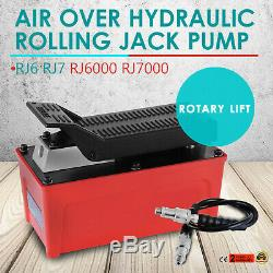 Oem Rolling Jack Pump Air Over Hydraulic Pump Rotary Lift Aluminum Alloy