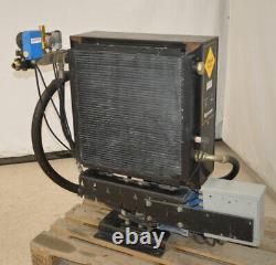 OilTech LAC-033-6-A-50-000-0-0 4-Hp 3-Ph Air Oil Cooler 60-Hz Standard 460V LAC