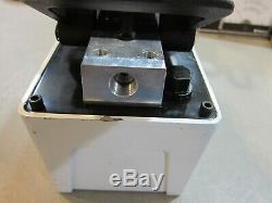 Omega 22903 Air Treadle Foot Actuated Hydraulic Pump FREE SHIPPING