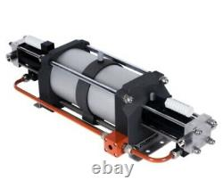 PUMSTER Air Driven Gas Booster Double Stage Double Driven GB-DD-100