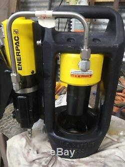 Parker 94C-002-PFD MiniKrimp Air Over Hydraulic Hose Fitting Crimper 025399 Pump