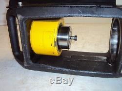 Parker 94C-080-PFD MiniKrimp Air Over Hydraulic Hose Fitting Crimper 025399 Pump