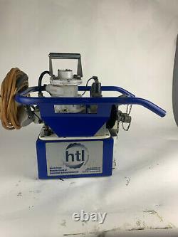 PowerTeam (SPX) HTL PA550-Q10988 Hydraulic Torque Wrench Pump Pneumatic