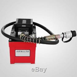 Power Hydraulic Air Foot Pump 10 Ton Replacement Control FREE SHIPPING