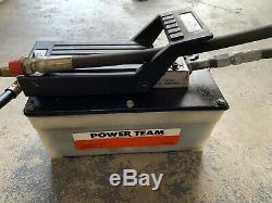 Power Team PA6 Air Hydraulic Pump