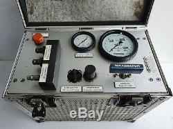 Rander Air Hydraulic Pump, 1600 Bar Maximator High Pressure Tensioner Pump