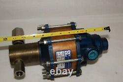 SC HYDRAULIC ENGINEERING 10-5000W010 201 Air Driven Liquid Pump