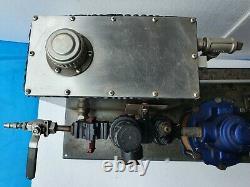 SC Hydraulic 10-5000W160 Air Operated High Pressure Tensioner Pump 27500 psi