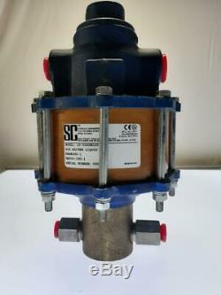 SC Hydraulic Engineering 10-5000W100 Air Operated Liquid Pump Ratio1951