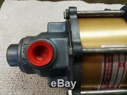 SC Hydraulic SC10-500 Air Operated Liquid Pump