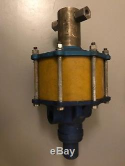SC Non-Lubed Air driven Hydraulic pump, SC 10-6 Series liquid pump 351