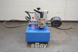 SKF THAP 300E Druckluftbetriebener Ölinjektor 300 MPa Air Pressure max. 7 bar