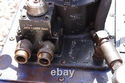 SPX Hydraulic Pump Air Driven Bolt Torque Tool 700Bar 10000psi