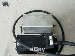 SPX Power Team Model F 10000 PSI Air Hydraulic Pump