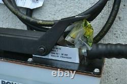 SPX Power Team PA6 Hydraulic Pump AIR DRIVEN ENERPAC HC9210 HOSE