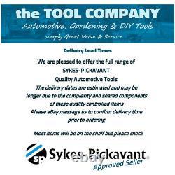 SYKES PICKAVANT 20017500 Air Powered Hydraulic Pump (TO ORDER)
