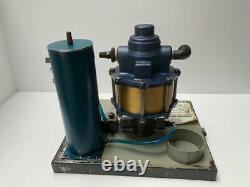 Sc Hydraulic 10-500-25 Pneumatic Air Fluid/liquid/ Hydro Test Pump 2000 Bar