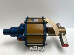 Sc Hydraulic 10-6000w015 Pneumatic Air Fluid/ Liquid Pump 251 Ratio New