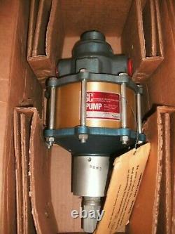 Sc Hydraulic Engineering 10-500-3bhd Air Driven Liquid Pump 10-500dw030l