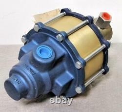 Sc Hydraulic Engineering Model 10-500-16 Air Driven Liquid Pump