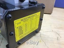 Simplex GA90 Air Powered Hydraulic Ft Pump, 90 cu. In. 10,000 PSI