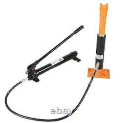 Skroutz 20 Ton Hydraulic Jack Air Pump Lift Porta Power Ram Repair Tool Kit Set