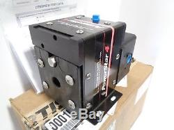 Sprague P434 PowerStar 4 Single End Air Driven Hydraulic Pump. Max Out 3400 psi