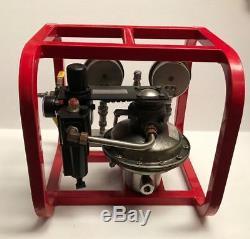 Sprague Products S216j10 Air Driven Hydraulic Pressure Test Pump 1025 Psig