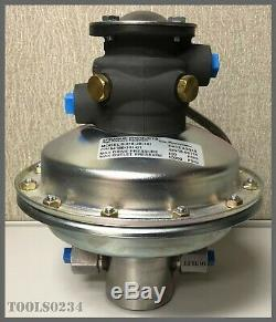 Sprague Products S-216-JB-101 Severe Service Air Driven Hydraulic Pump