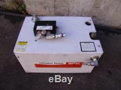 Spx Pa60 Power Team Otc Air Over Hydraulic Pump Model F 10000 Psi