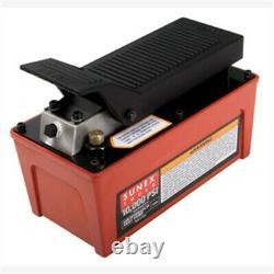 Sunex Tools 10,000 PSI Capacity Air Over Hydraulic Foot Pump SUN4998 Brand New