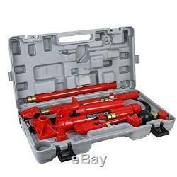 Super Deal Porta Air Pump Lift Power Hydraulic Jack Repair Tool Kit Power Set