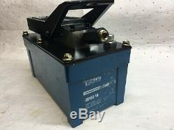 TEMCo Air Hydraulic Pump Power Pack Unit 10,000 PSI USED