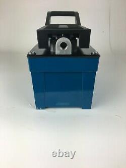 TEMCo HP0000 Air Hydraulic Pump Power Pack Unit 10,000 PSI 103 in3 Cap (Refurb)