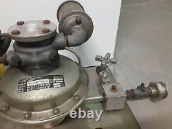 Teledyne Republic Sprague S-216-J-010 Air-Driven Pump Motor + Pneumatics