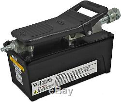 Val-Power VAP-10-100 Portable Air/Hydraulic Foot Controlled Pump