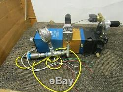 Vektek 55-2056-00 Air-hydraulic Pump Max Output Press. 5000psi