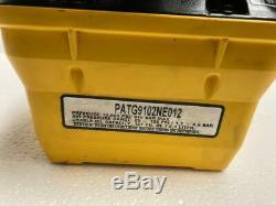 Wartsila/ Enerpac Patg9102ne012 Air Driven Hydraulic Pump 975 Bar/13,500 Psi (1)