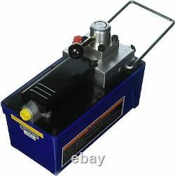 Williams 5AD150M 10,000 PSI Air / Hydraulic Pump 4 WAY