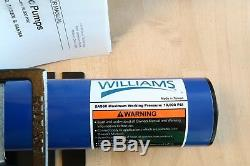 Williams by Snap-On 10000 PSI Air Pneumatic Powered Hydraulic Pump Foot Switch