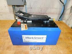 WorkSmart Air-Hydraulic Pump & Jack 10,000 psi 59754879 PARTS/REPAIR